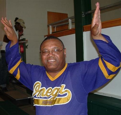 Omega Psi Phi Fraternity Inc., Chi Gamma Gamma Chapter - Law and Sports  Make A Great Combination for D. Orlando Ledbetter